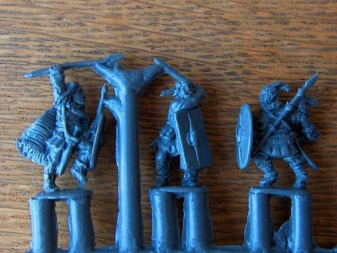 1:72 Ancient Germans Strelets