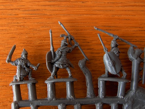 Caesar army in battle 1:72 Strelets M089